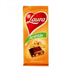 CIOCOLATA CU ARAHIDE LAURA 95G