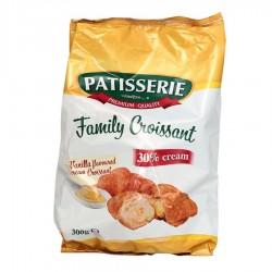 FAMILY CROISSANT VANILIE PATISSERIE 300G