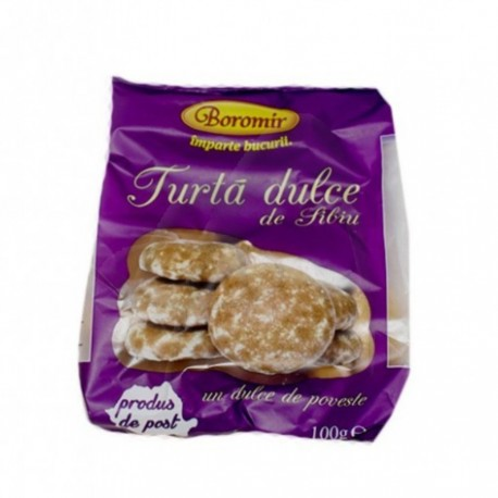 TURTA DULCE DE POST BOROMIR 100G