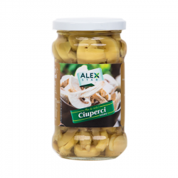 CIUPERCI TAIATE BORCAN ALEX-STAR 314ML 12/BAX
