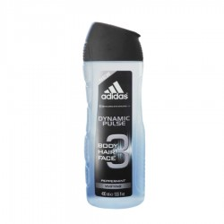 GEL DUS BODY HAIR FACE ADIDAS 0.4L