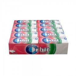 GUMA PASTILE WATERMELON ORBIT 420G 30/SET