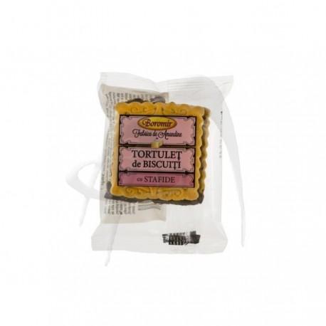 TORTULET DE BISCUITI BOROMIR 50G 44/CUTIE