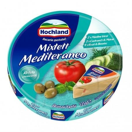 BRANZA TOPITA MIXTETT MEDITERANEO HOCHLAND