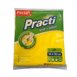 LAVETA SOFT COTTON PACLAN 5/SET