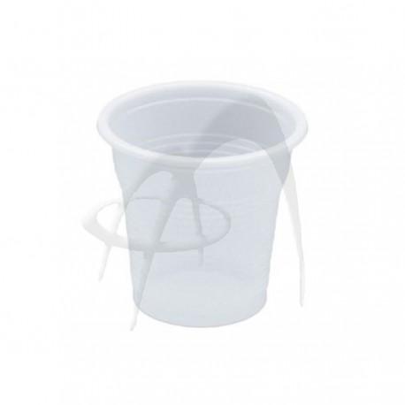 PAHARE PLASTIC ALB SAFIR