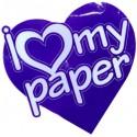I Love My Paper